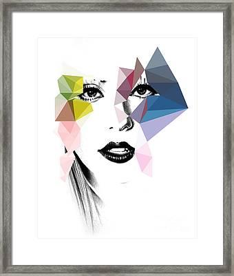 Ga Ga Framed Print by Mark Ashkenazi