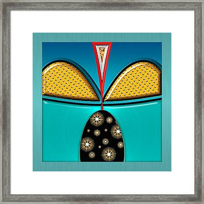 Gabriel Framed Print by Wendy J St Christopher