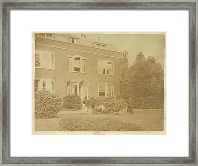 Gadshill Framed Print by British Library