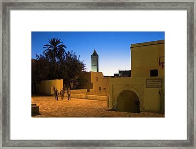 Gafsa Framed Print by Lucas Vallecillos - Vwpics