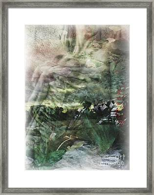 Gaia Framed Print by Liz Campbell