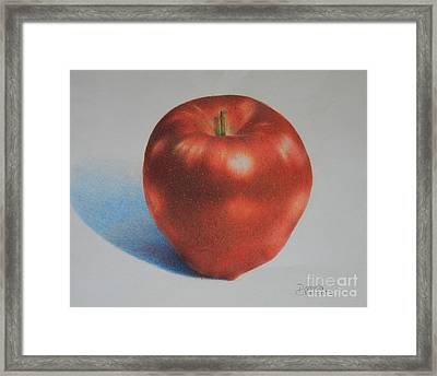 Gala Framed Print by Pamela Clements