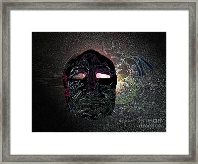 Galactic Dreams Framed Print by L T Sparrow