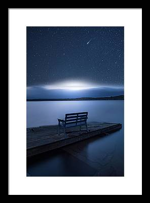 Asteroid Framed Prints