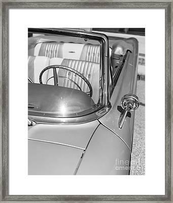 Galaxie 500 Convertible Framed Print