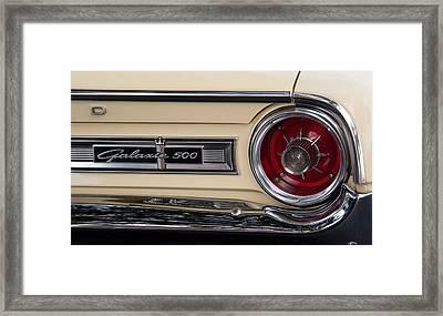 Galaxie 500 Framed Print by John Black