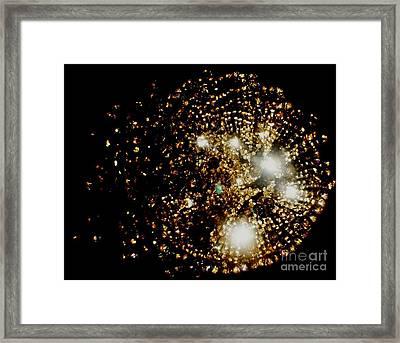Galaxy-12 Framed Print by Baljit Chadha