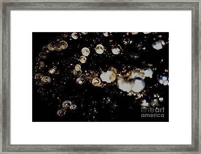 Galaxy-e Framed Print by Baljit Chadha