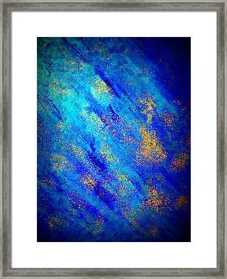 Galaxy II Framed Print by Jay Strong