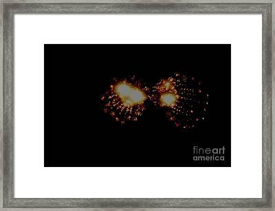 Galaxy-m Framed Print by Baljit Chadha