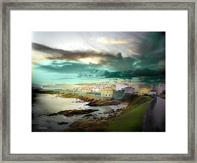 Framed Print featuring the photograph Galicia by Alfonso Garcia