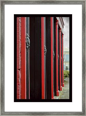 Gallery As Art Framed Print