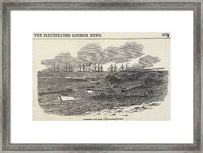 Gallinas River Framed Print by British Library