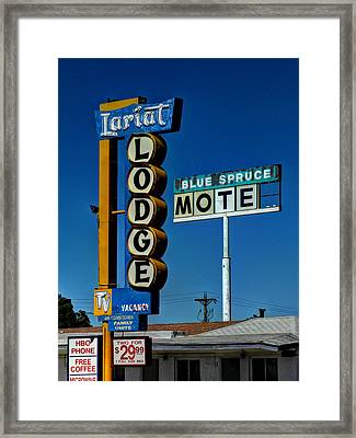 Gallup Nm - Vintage Motel Signs 001