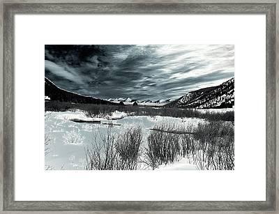 Galvanize Framed Print by Jeremy Rhoades