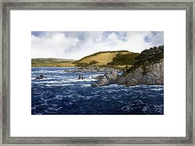 Gambler's Paradise Framed Print by Tom Wooldridge