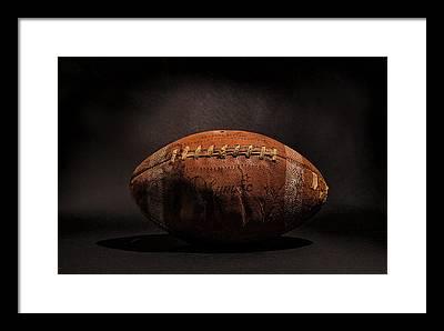 High School Sports Framed Prints