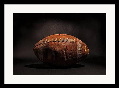 Football Sports Framed Prints