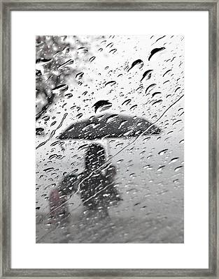 Game Cancelled Framed Print by Empty Wall