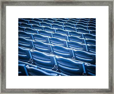 Game Time Framed Print