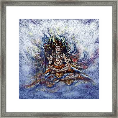 Gangadhar Framed Print by Harsh Malik