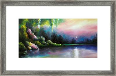 Garden Of Eden I Framed Print