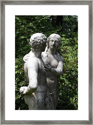 Garden Of Eden Framed Print by Vadim Levin