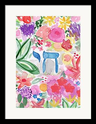 Passover Framed Prints