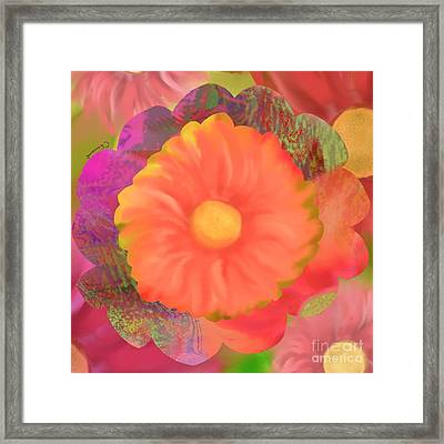 Garden Party IIi Framed Print