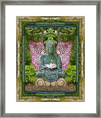 Garden Soul Framed Print by Bell And Todd