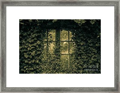 Garden Spirit Framed Print