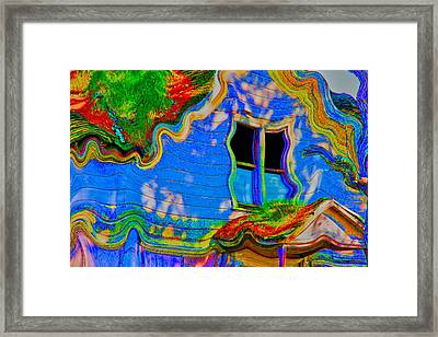 Gardener Wanted Framed Print by Nick David