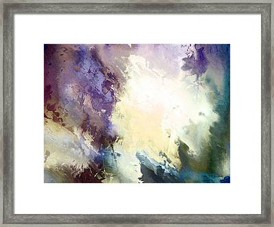 Gardens Of Babylon Framed Print