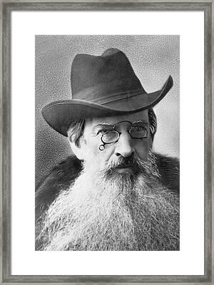 Gardiner Green Hubbard Framed Print by Otto Renar