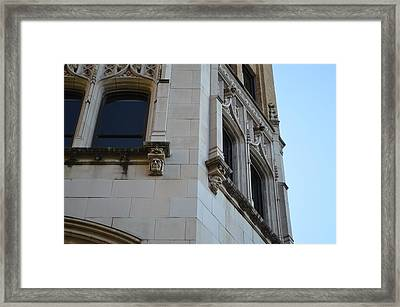 Gargoyles Framed Print by Shawn Marlow