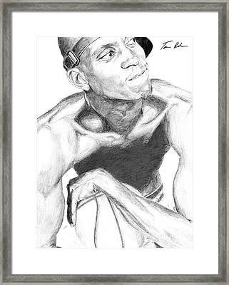 Garnett 2 Framed Print by Tamir Barkan