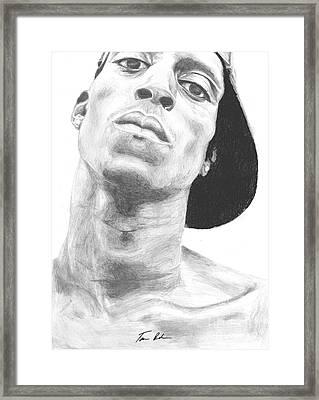 Garnett 3 Framed Print by Tamir Barkan