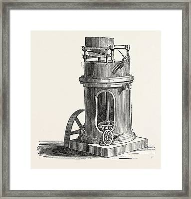 Garretts Stone Mill Framed Print