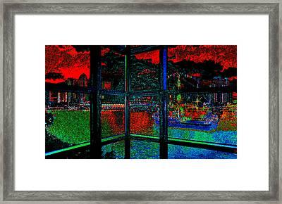 Gaspars Revenge Framed Print by David Lee Thompson