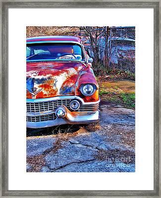 Gate Keeper Framed Print