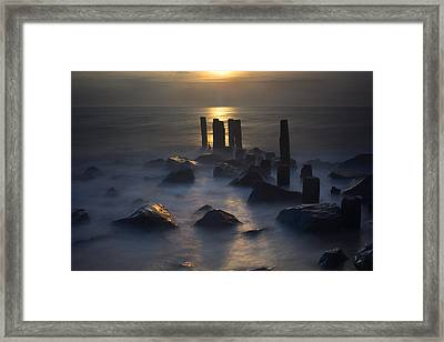 Gate To Infinity Framed Print by Everett Houser