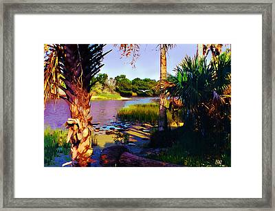 Gaterland Framed Print