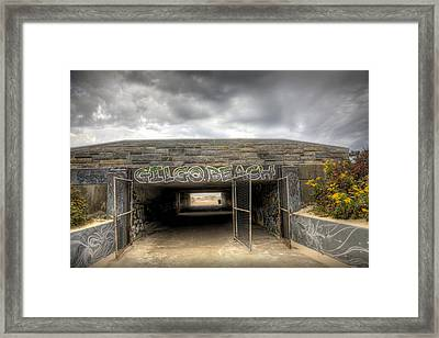 Gates To Euphoria Framed Print