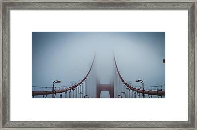 Gateway Framed Print by Cameron Howard