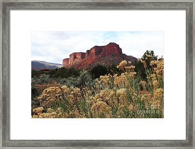 Gateway Colorado Framed Print