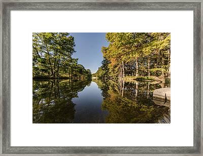 Gateway To Paradise Framed Print by Jeffrey W Spencer
