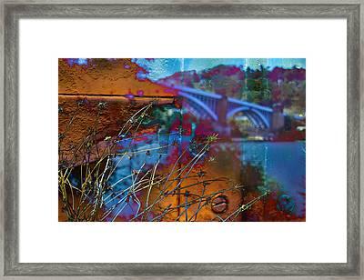 Gateway To The Rustbelt Framed Print by Jay Ressler
