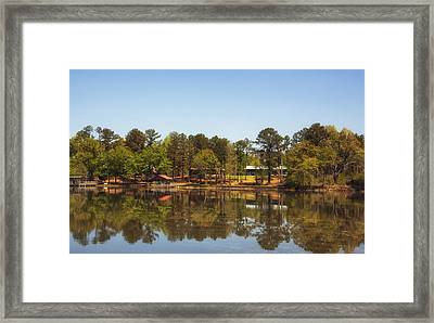 Gee's Bend Alabama Framed Print by Mountain Dreams