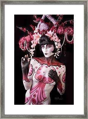 Geisha I Framed Print by David April