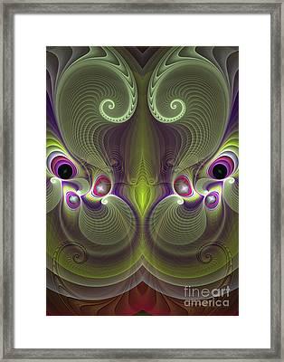 Gelsomina - Surrealism Framed Print